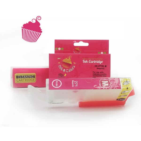 Canon cleaning cartridge Magenta 271XL