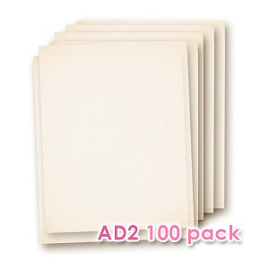 Edible Wafer Paper AD2 100 Sheets Pack