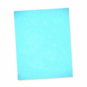 Blue Premium Edible Wafer Paper 10pk