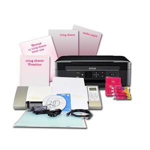 Epson Edible Printer Bundle 4 with Cameo Cutter