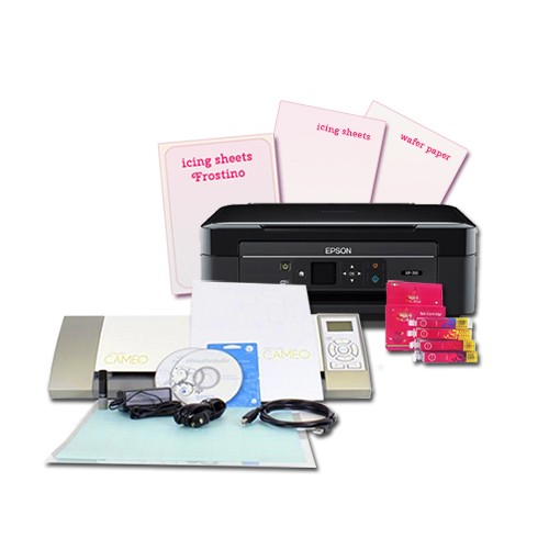 Epson Edible Printer Bundle with Cameo Cutter