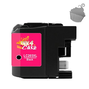 Brother 203XL Edible Cartridge Black for BR20