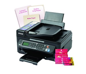 Epson Edible Printer E5 Plus