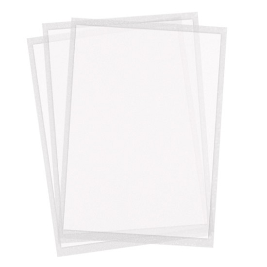 Twiggy Sheets - pack of 4 sheets - A4 size Thinnest icing sheets