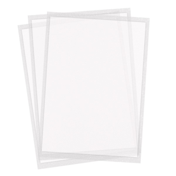 Twiggy Sheets - pack of 4 sheets - Letter size Thinnest icing sheets