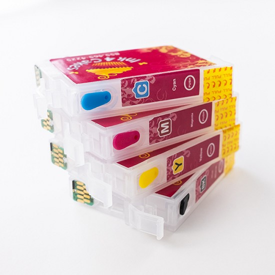 EMPTY Epson Edible Ink Cartridges Set T288